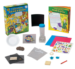 The Magic School Bus™ Kit Series:  Going Green