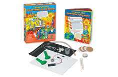 The Magic School Bus™ kit Series:  Solar Energy to the Rescue