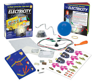 The Magic School Bus™ kit Series:  Jumping into Electricity