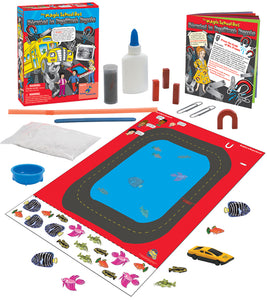 The Magic School Bus™ Kit Series:  Attracted to Magnificent Magnets