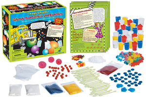 The Magic School Bus™ Kit Series:  Grow Amazing Polymers Group Pack