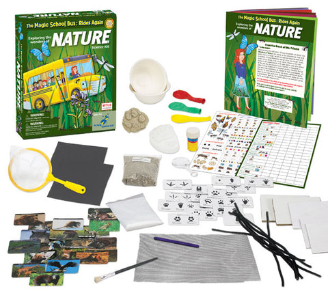 The Magic School Bus™ Kit Series:  Explore the Wonders of Nature