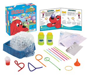 Clifford The Big Red Dog™ Science Kit Series:  Bubble Science