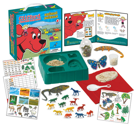 Clifford The Big Red Dog™ Science Kit Series:  Animal Science