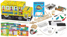 The Magic School Bus Lab™ Series:  Engineering Lab