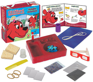 Clifford The Big Red Dog™ Science Kit Series:  Magic Science
