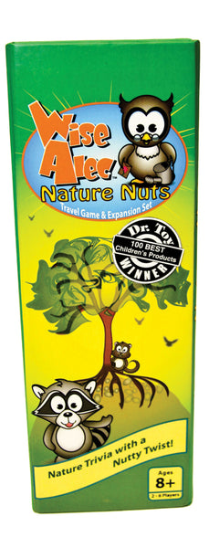 Wise Alec Nature Nuts Game