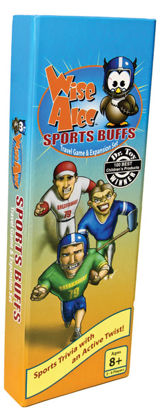 Wise Alec Sports Buff Game