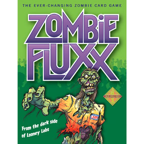 Zombie FLUXX Game Picture