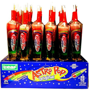 Original Astro Pops in a 24 ct box