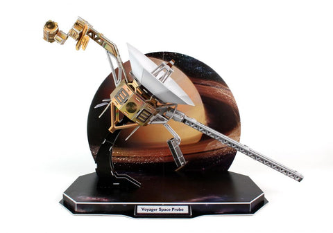 Voyager Space Probe 3D Puzzle