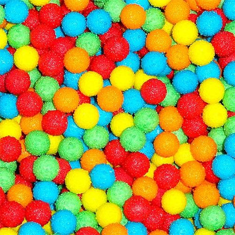 Cosmic Rocks Sweet Tart Candy - 3lbs