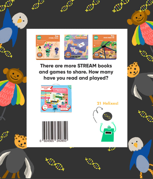 DNA FACTORY STORY BOOK