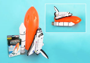 Space Shuttle Full Stack Inflatable
