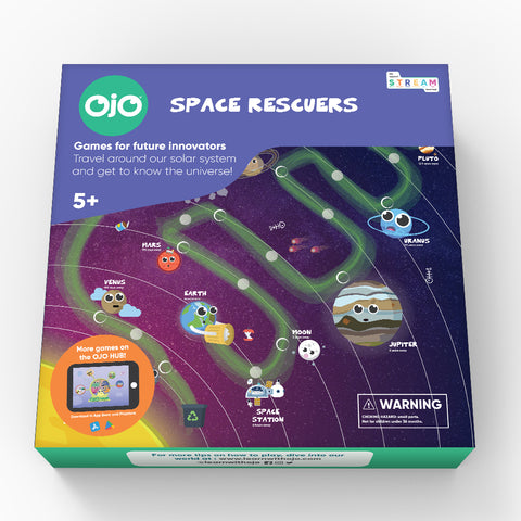 OJO Space Rescuers Image