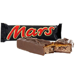 Mars Bars 24ct box