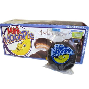 Chocolate Mini Moon Pies - 12ct