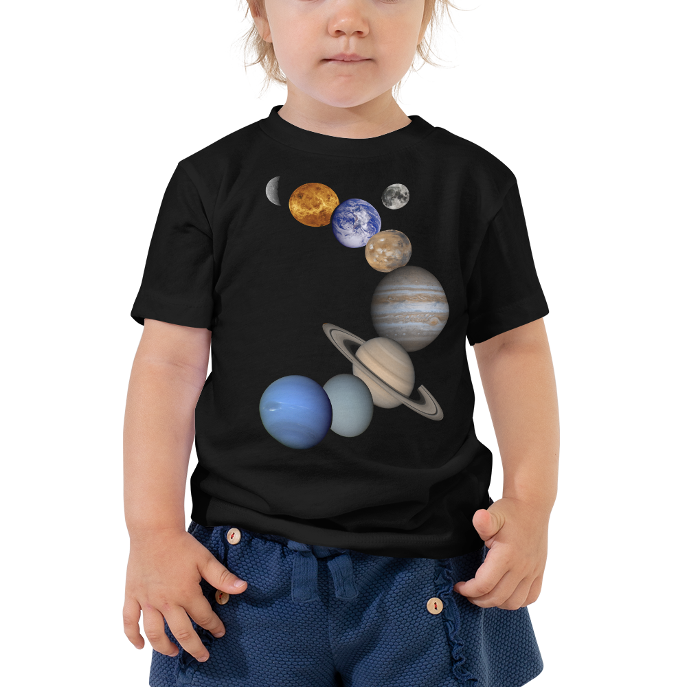 Solar System Youth T-shirt