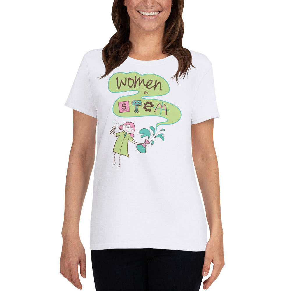 Women in STEM T-Shirt