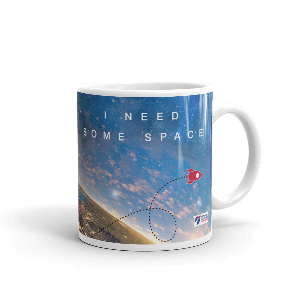 I Need Some Space Mug