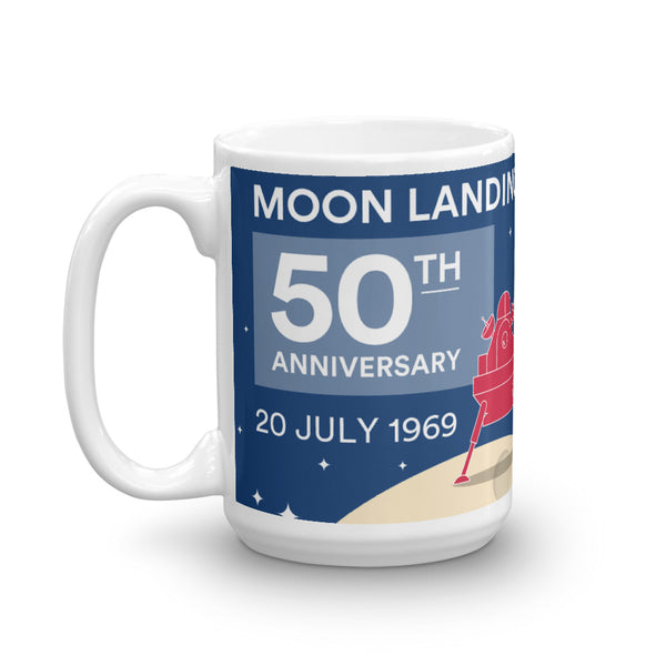 50th Anniversary Moon Landing