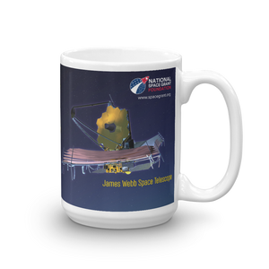 James Webb Space Telescope Mug