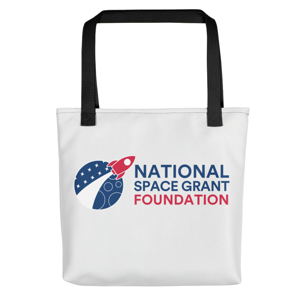 Space Grant Foundation Tote Bag