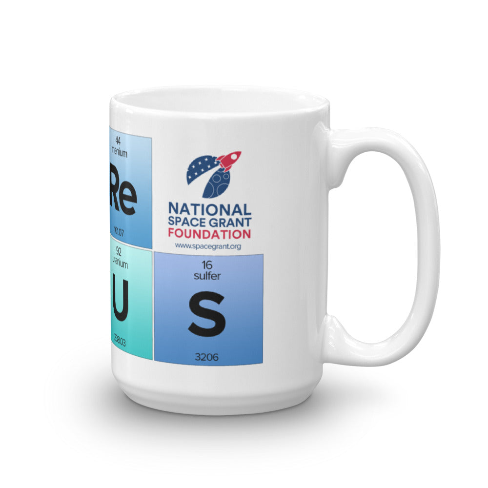 Pure Genius Element Mug