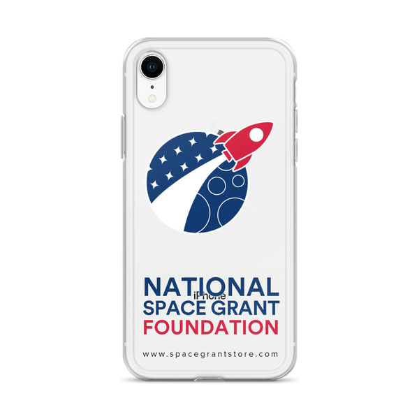 National Space Grant Foundation iPhone Case