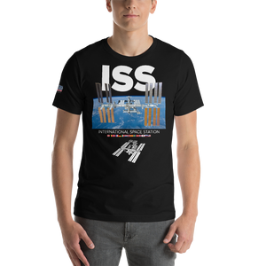 International Space Station Unisex T-Shirt