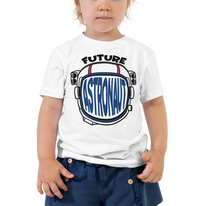 Future Astronaut Toddler Short Sleeve Tee