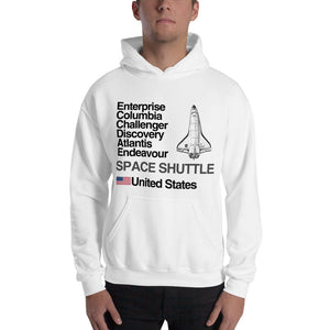 Space Shuttle Tribute Unisex Hoodie