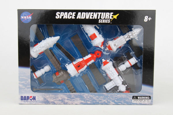 Space Adventure Space Station