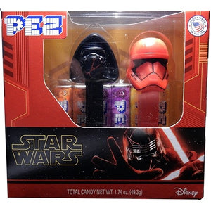 Pez Star Wars: The Rise of Skywalker Gift Set (Kylo Ren & Sith Trooper)