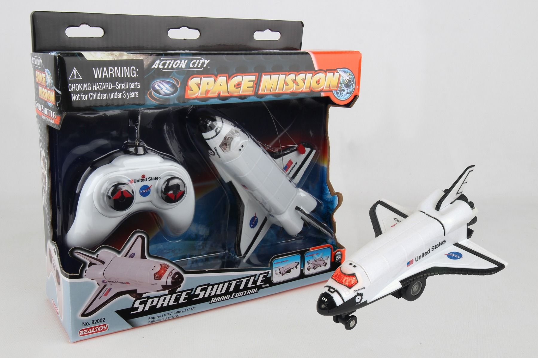 Radio Control Discovery Space Shuttle