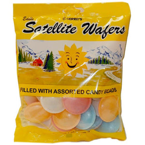 Satellite Wafers / Flying Saucers