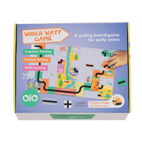 OJO Which Way Game Image