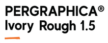 Load image into Gallery viewer, PERGRAPHICA - Ivory Rough 1.5