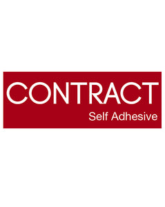 CONTRACT Self Adhesive
