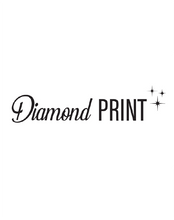 Load image into Gallery viewer, Diamond Print