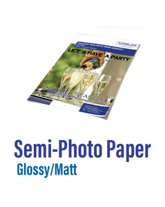 Emblem - Semi Photo Paper Glossy/Matt