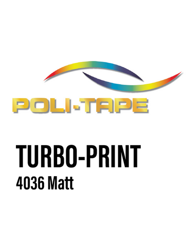 POLI-TAPE Turbo Print 4036 Matt