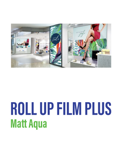 SIHL - Roll Up Film Plus Matt