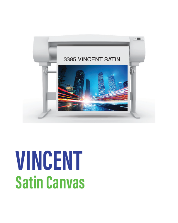 SIHL - Vincent Canvas Plus Satin
