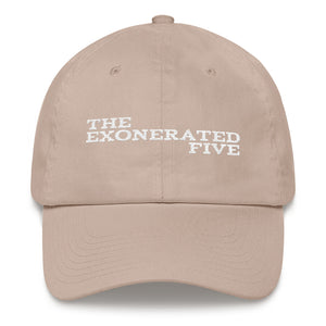 The Exonerated Five Acknowledgement Dad Hat