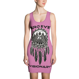 3rd Eye Visionary Sublimation Cut & Sew Dress