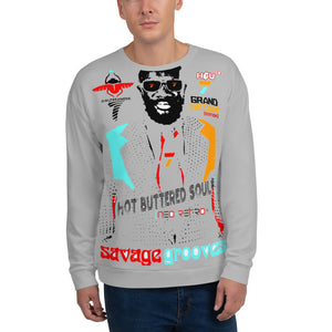 Grand Design Unisex Sweatshirt (Grey)