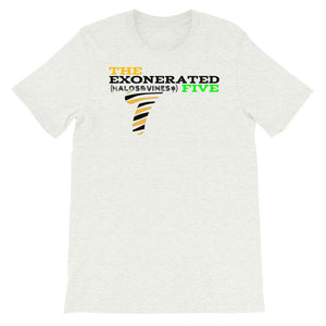 The Exonerated Five Acknowledgement T-Shirt