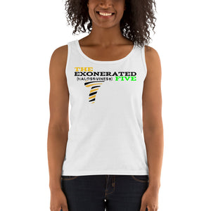 The Exonerated Five Acknowledgement Ladies Tank