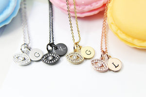 Silver Gold Rose Gold Necklaces